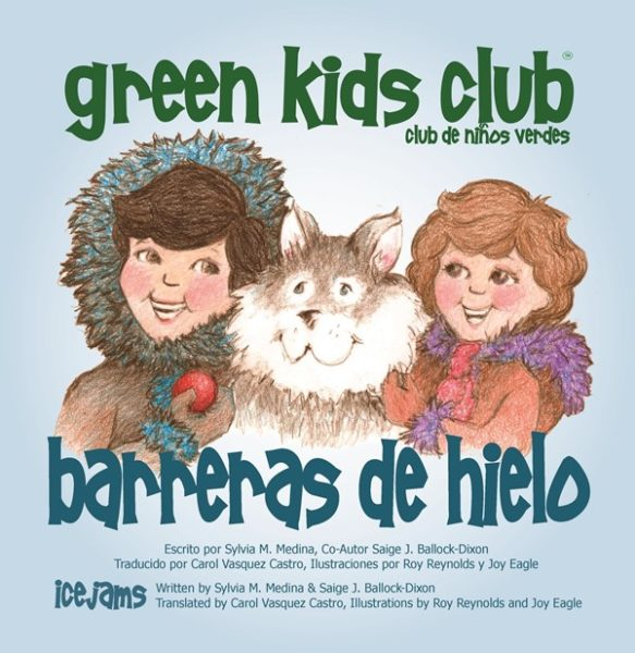 EarthHero - Barreras de Hielo - Children's Book