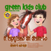 EarthHero - El Espejismo del Desierto - Children's Book