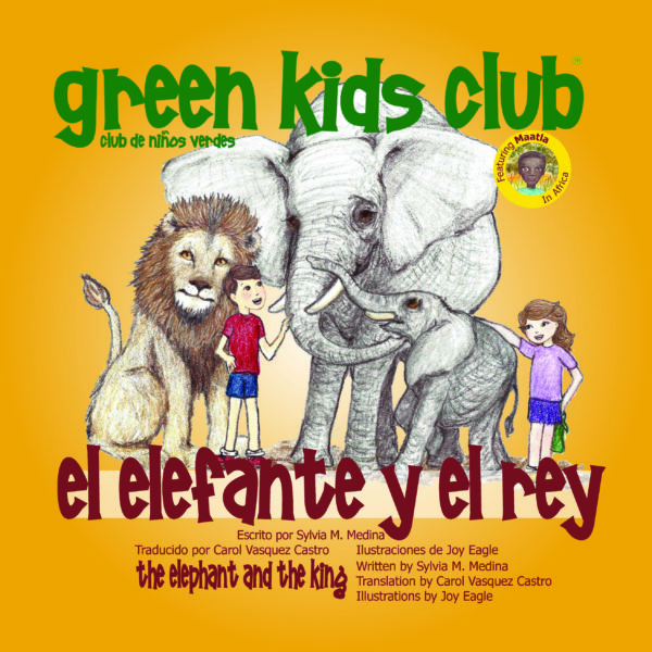 EarthHero - El Elefante y el Rey - Children's Book