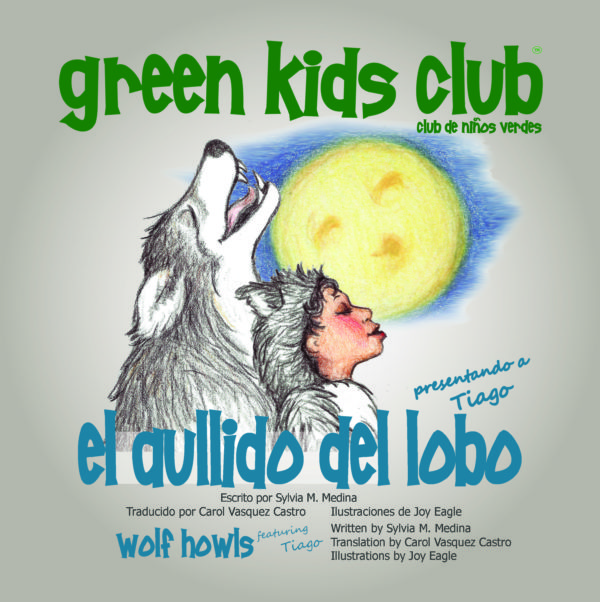 EarthHero - El Aullido del Lobo - Children's Book