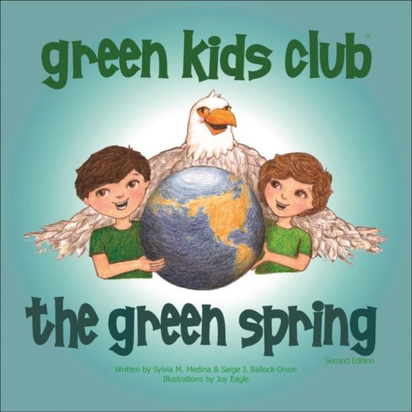 EarthHero - The Green Spring - Children's Book