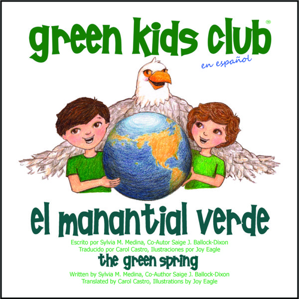 EarthHero - El Manantial Verde - Children's Book