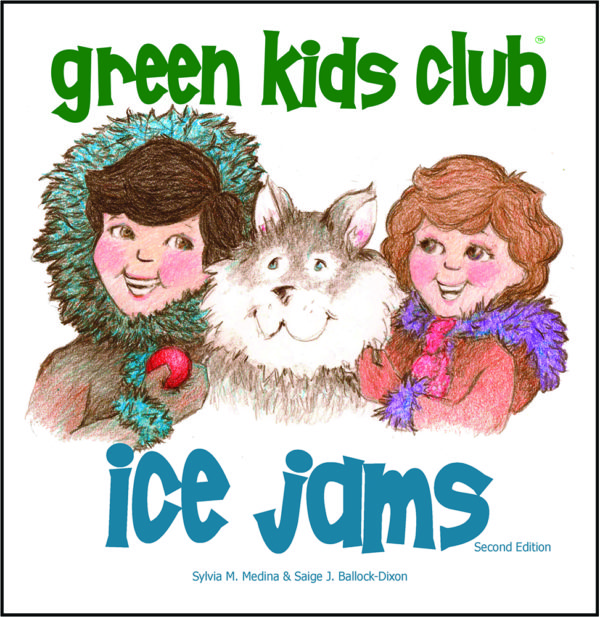 EarthHero - Ice Jams - Children's Book