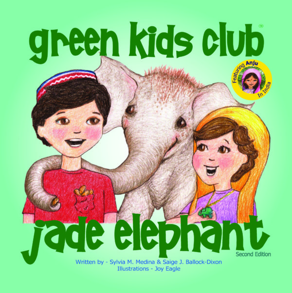 EarthHero - The Jade Elephant - Children's Book