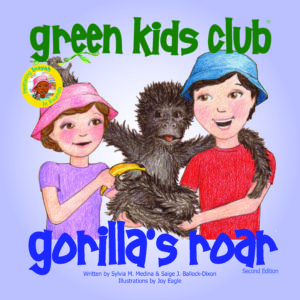 EarthHero - Gorilla's Roar - Children's Book