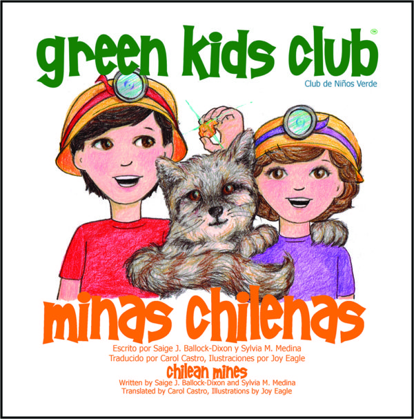 EarthHero - Minas Chilenas - Children's Book