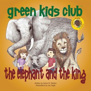EarthHero - The Elephant and the King - Children's Book