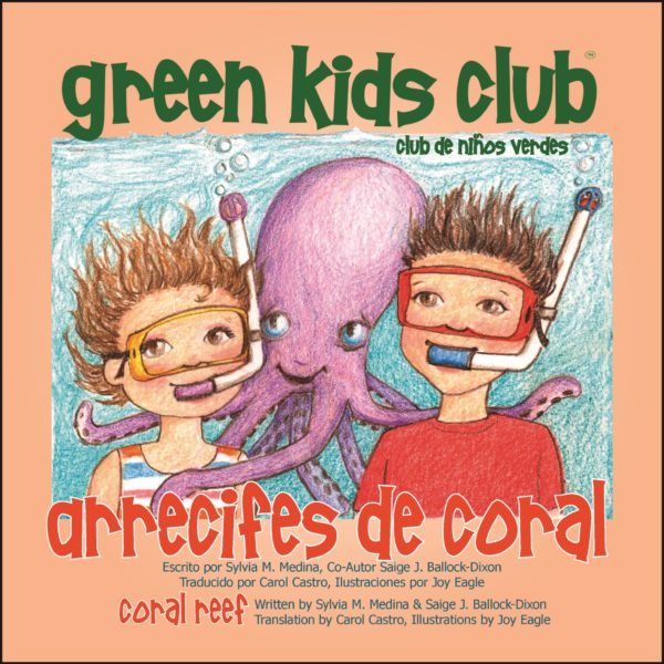 EarthHero - Arrecifes de Coral - Children's Book