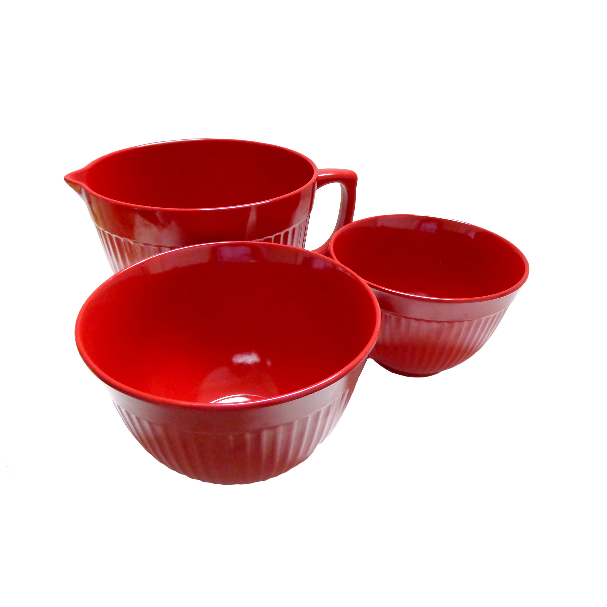 EarthHero - Molded Bamboo® 3 Piece Bowl Set 1
