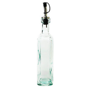 EarthHero - 12oz Recycled Glass Oil Bottle 1