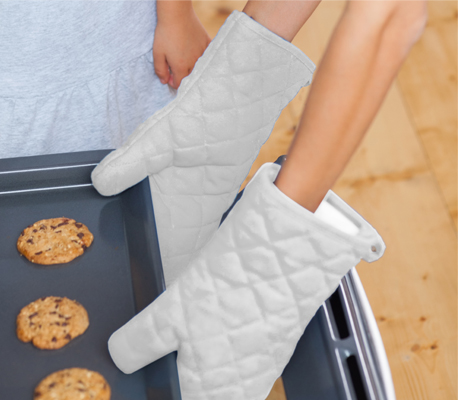 EarthHero - Organic Cotton Oven Mitt 2