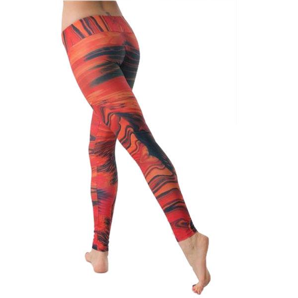EarthHero - H2OM Tigress Yoga Leggings 2