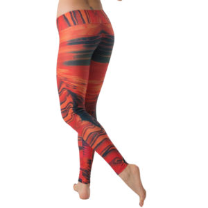 EarthHero - H2OM Tigress Yoga Leggings 1