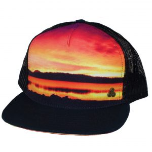 EarthHero - Horizon Flat Bill Hat 1