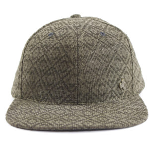 EarthHero - Geode Flat Bill Hat - Green
