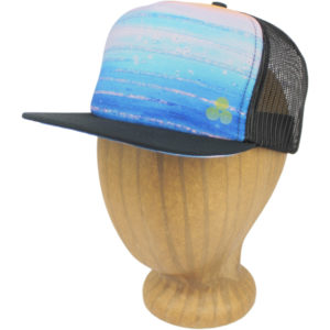 EarthHero - Atlantis Flat Bill Hat - Ocean
