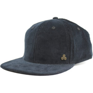 EarthHero - Big Sur Flat Bill Hat - Black