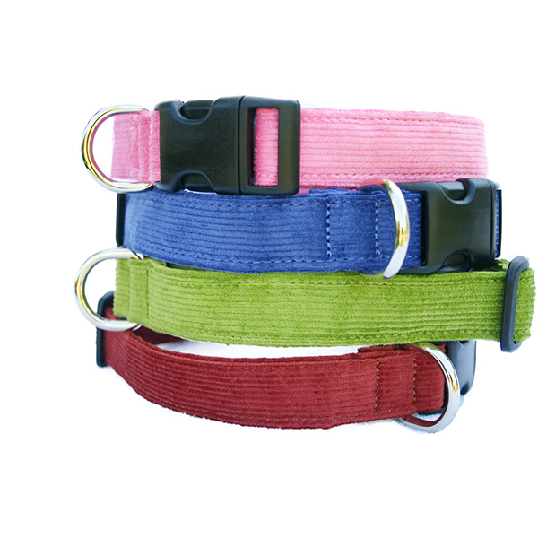 EarthHero - Hemp Corduroy Dog Collar