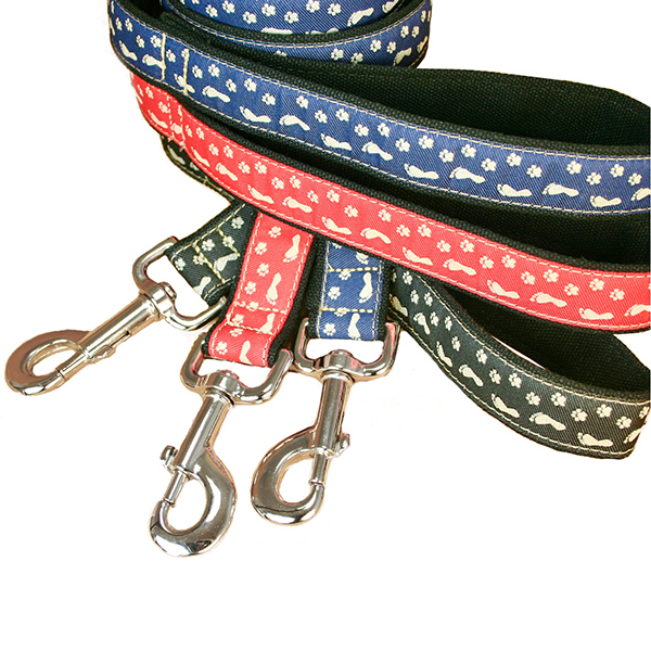 EarthHero - Funky Patterns 6 Ft. Hemp Standard Leash