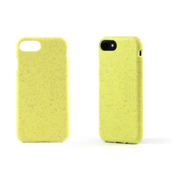 promo code ee746 686ed Yellow Plant Based iPhone Case