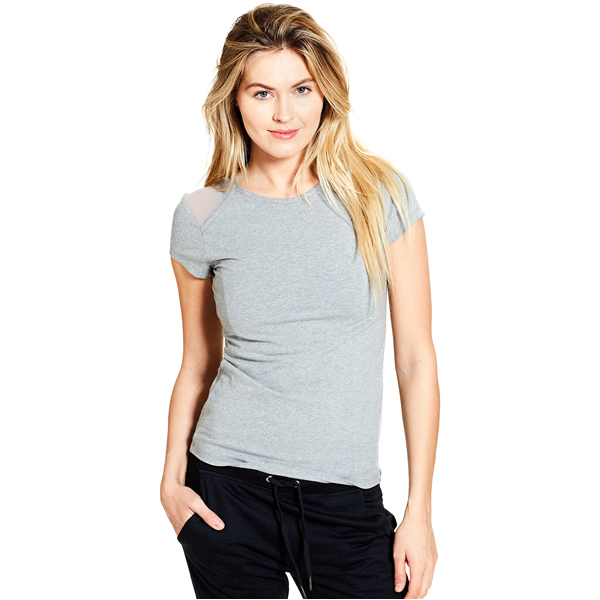 d430968e03d087 Baby Mesh Back Top | SATVA | Eco-Friendly Yoga Clothing