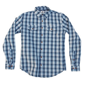 EarthHero - The Wilber Blue Button Up Shirt 1
