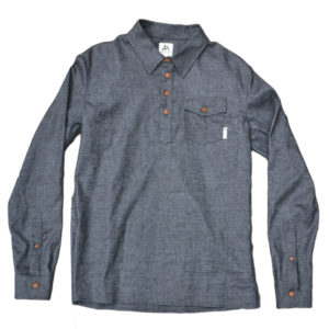 EarthHero - The Scout Men's Button Down Shirt 1