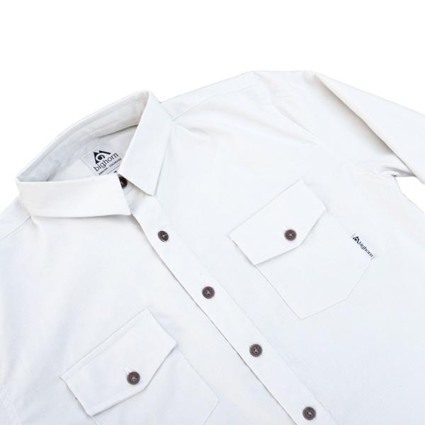 EarthHero - The Birch White Flannel 2