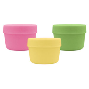 EarthHero - Sprout Ware Snack Cups - Pink