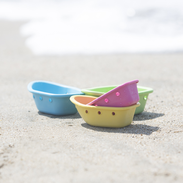 EarthHero - Sprout Ware Floating Boats  4