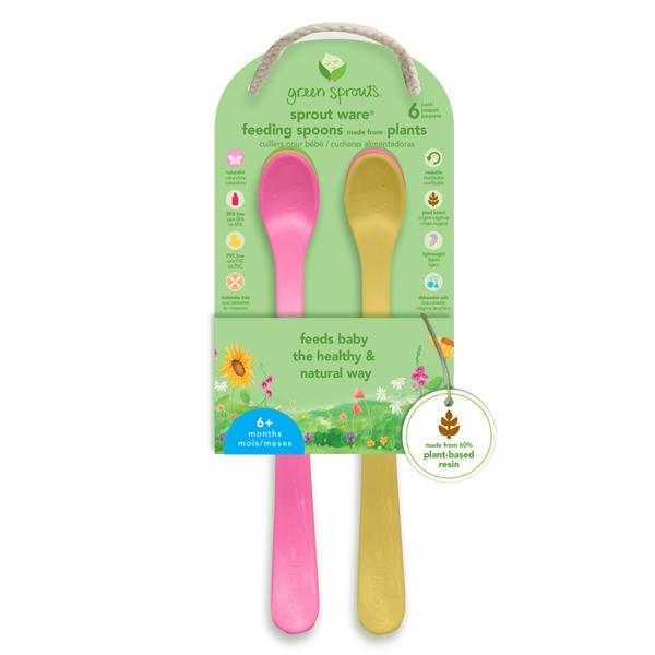 3567e2ea7c8 EarthHero - Sprout Ware Feeding Spoons 2