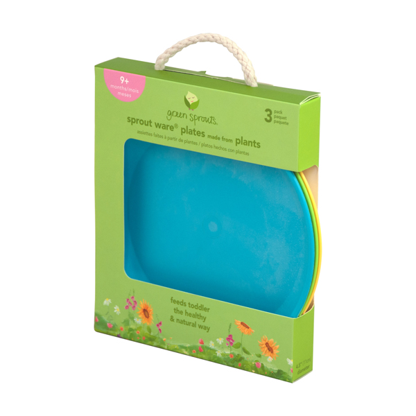EarthHero - Sprout Ware Baby Plate Set 2
