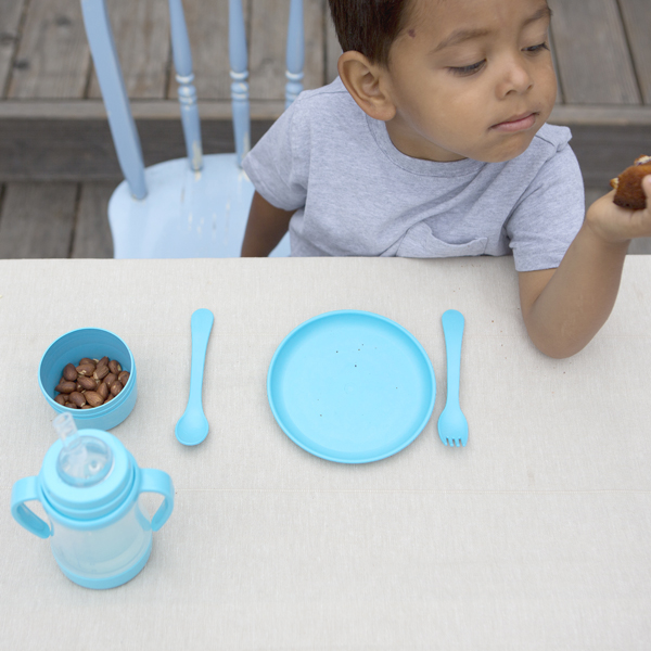 EarthHero - Sprout Ware Baby Plate Set 4