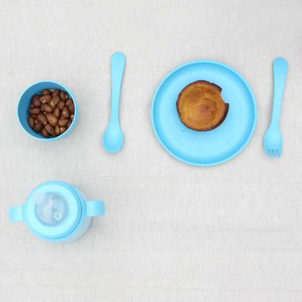 EarthHero - Sprout Ware Baby Plate Set 3