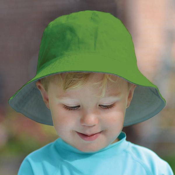 EarthHero - Reversible Organic Baby Bucket Hat  5
