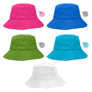 EarthHero - Reversible Organic Baby Bucket Hat  1