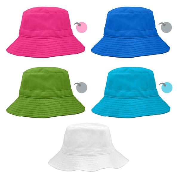 EarthHero - Reversible Organic Baby Bucket Hat  1