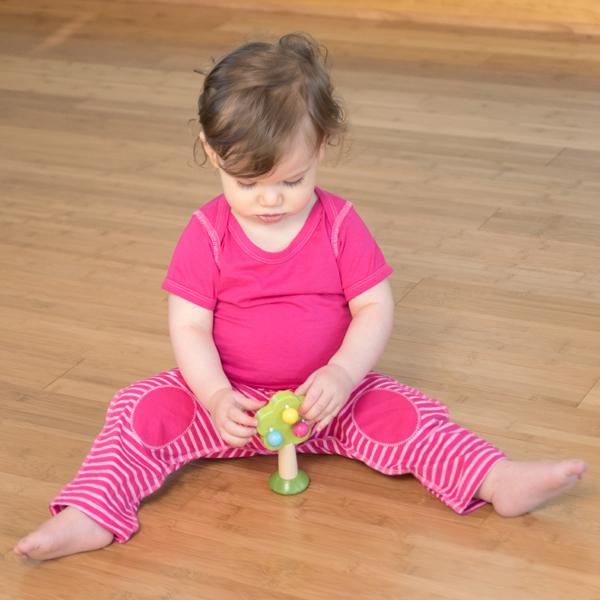 EarthHero - Organic Cotton Baby Yoga Pants 2