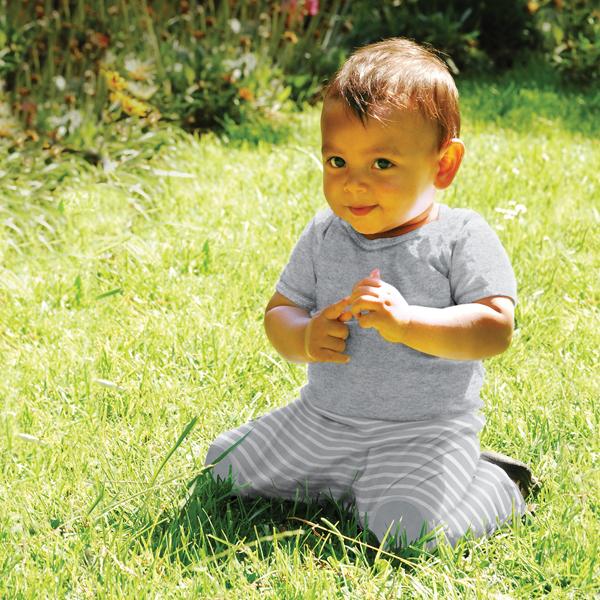 EarthHero - Organic Cotton Baby Yoga Pants 4