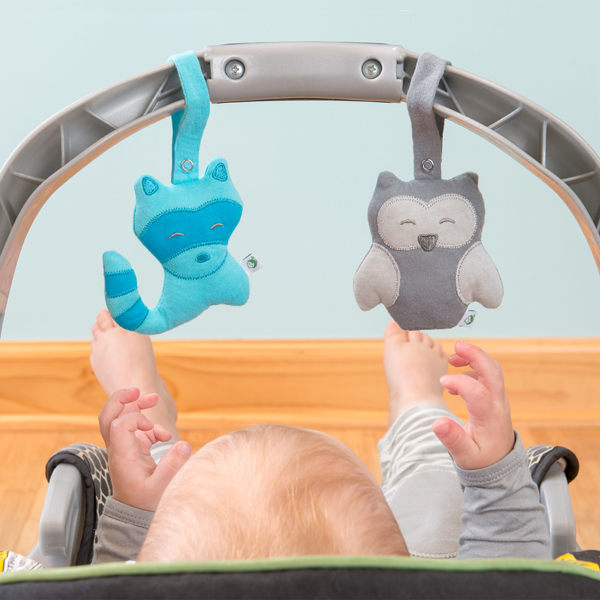 EarthHero - Adventure Friends Car Seat Toy 2