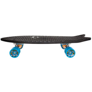 EarthHero-Minnow Cruiser Skateboard Blue