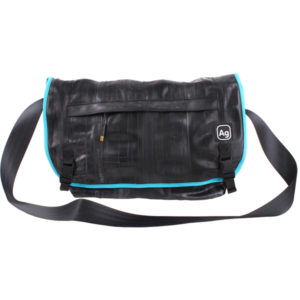 EarthHero - Pike Messenger Bag Turquoise 1