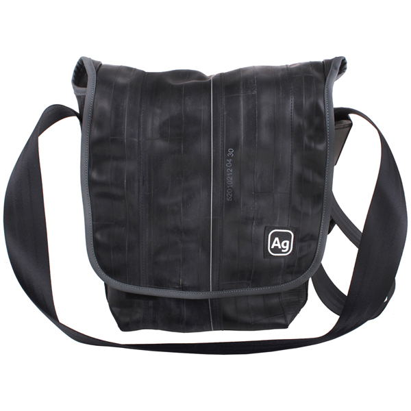 EarthHero - Haversack Small Shoulder Bag - Charcoal