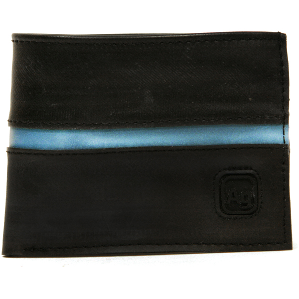 EarthHero - Franklin Reflective Folding Wallet - Blue