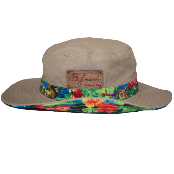 f5813f3c14a EarthHero - Funky Sloth Bucket Hat 1