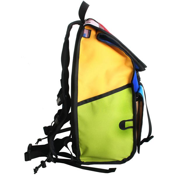 EarthHero - Joyride Roll Top Backpack - 4