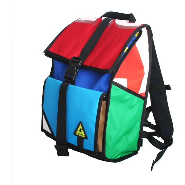 EarthHero - Joyride Roll Top Backpack - 2