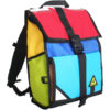 EarthHero - Joyride Roll Top Backpack - 1