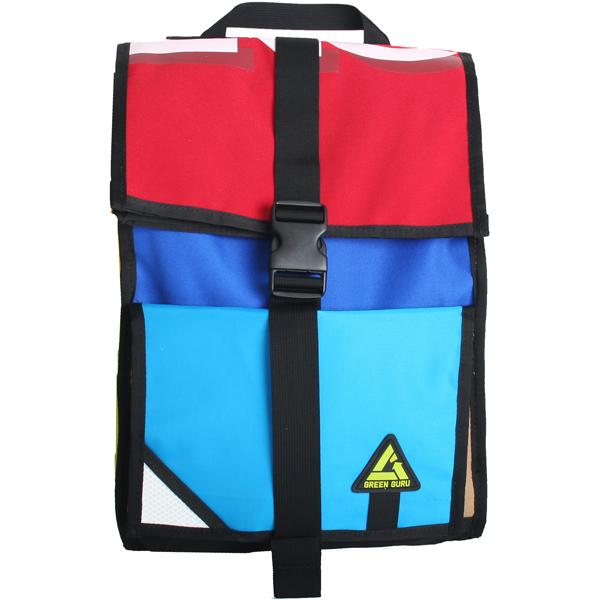 EarthHero - Joyride Roll Top Backpack - 3