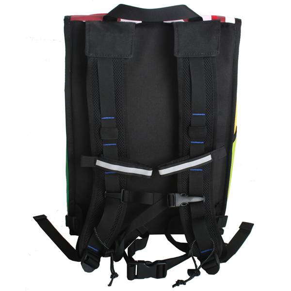 EarthHero - Joyride Roll Top Backpack - 5